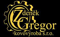 Zdeněk Gregor – kovovýroba s.r.o. Logo